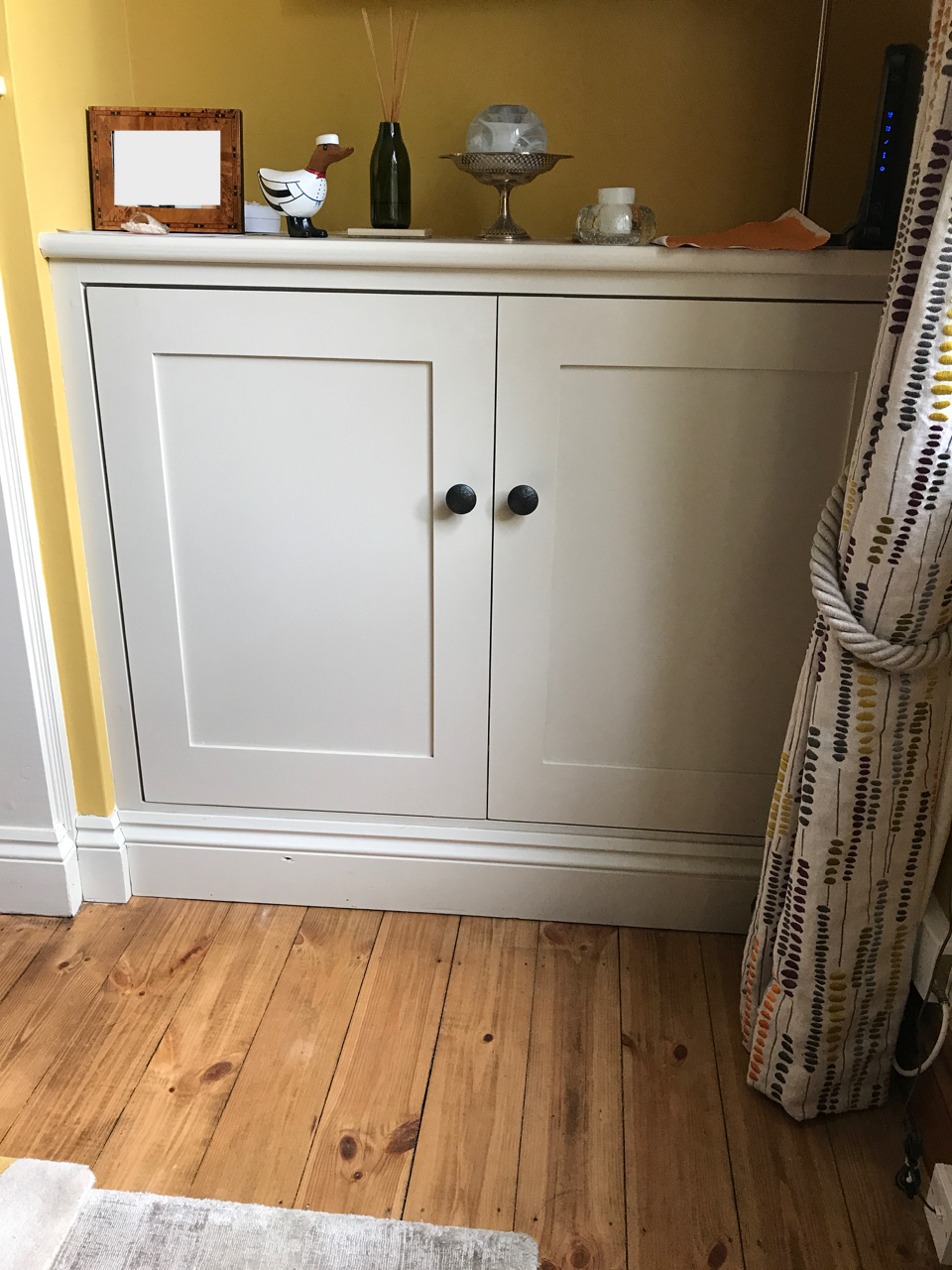 Bespoke cabinets and cupboards
