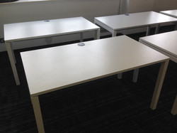Office desk assembly by www.norwichflatpack.co.uk