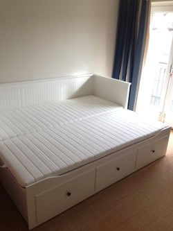 Ikea Hemnes daybed assembled by www.norwichflatpack.co.uk