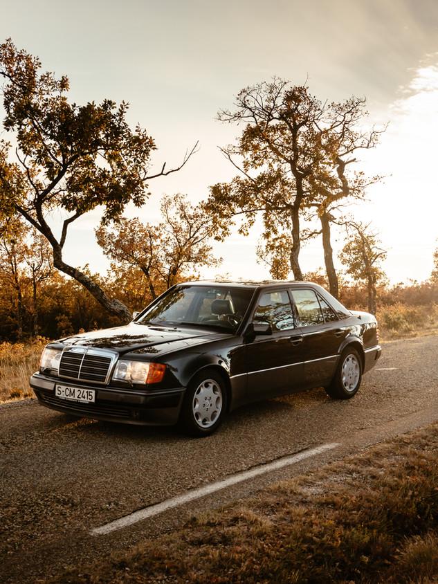 Mercedes-Benz 124 500E