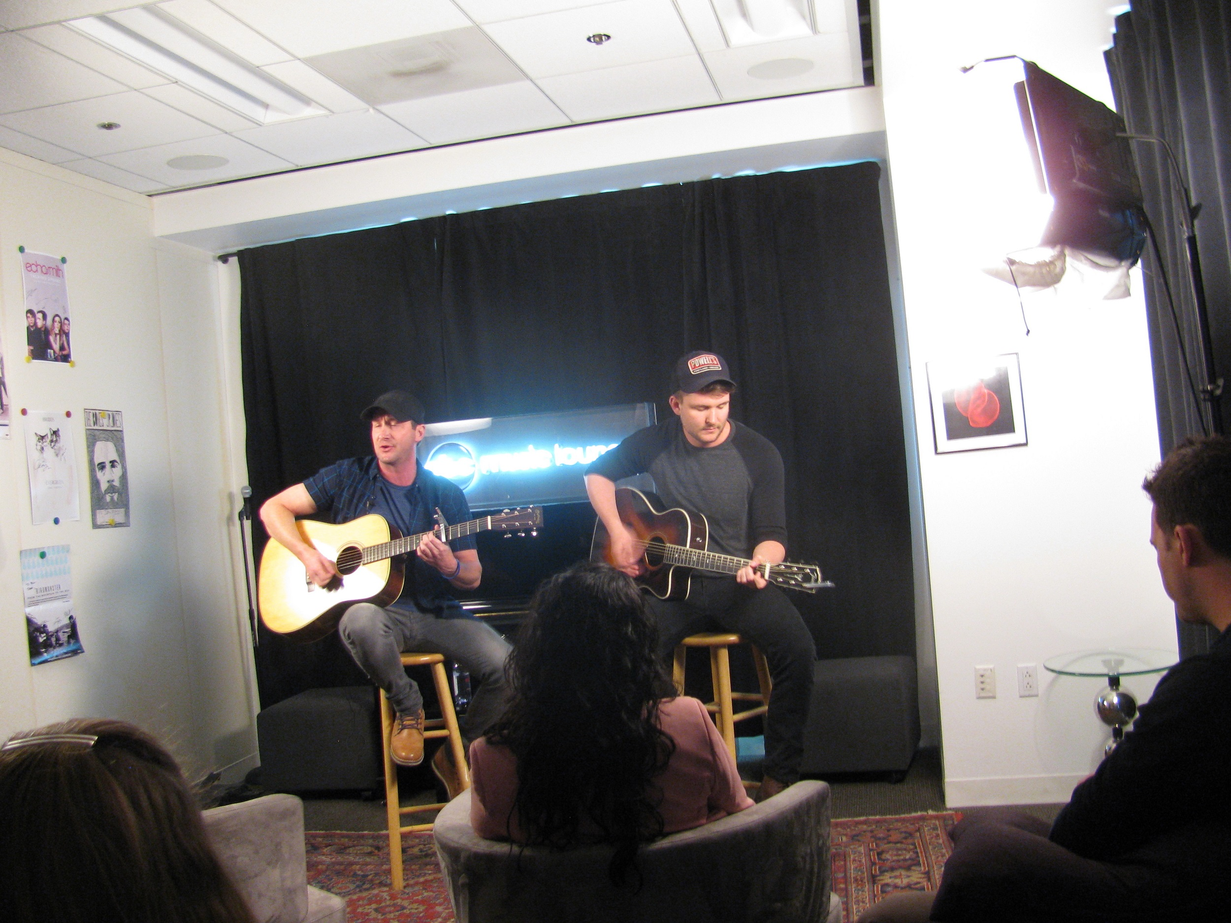 Matt Gary and Derek Bahr - ABC Music Lounge