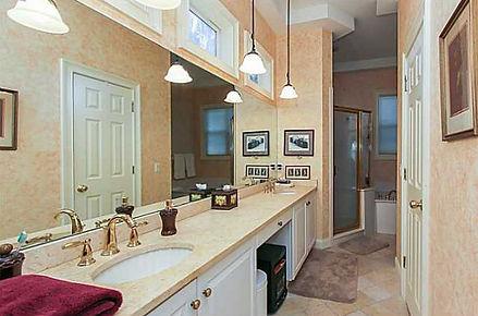Outdated bathroom Bluffton Sc