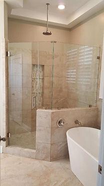 Custom Shower Bluffton SC