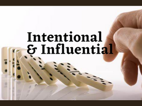 Intentional & Influential