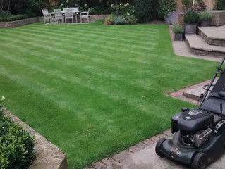 How to Mow like a Professional