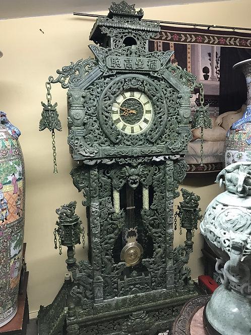 Jade Clock