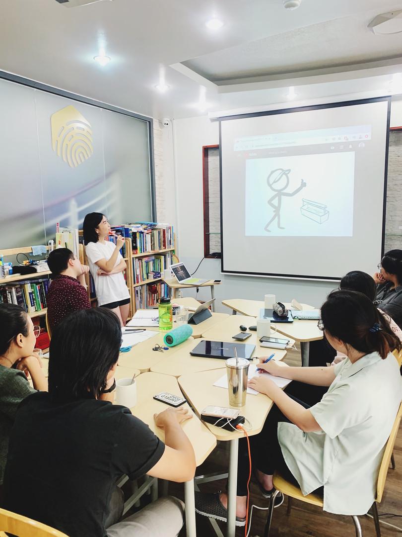 Teaching development day