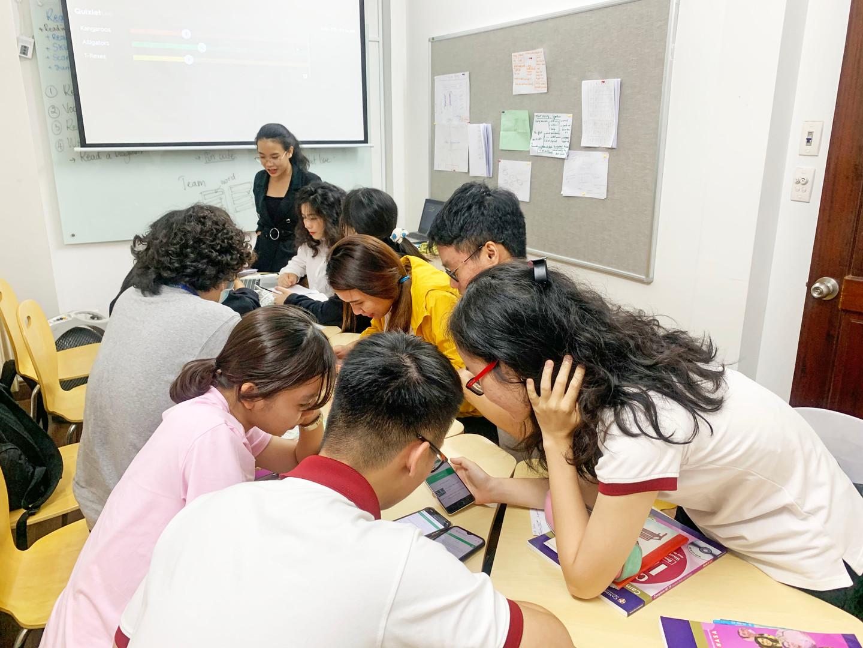 Activities in class