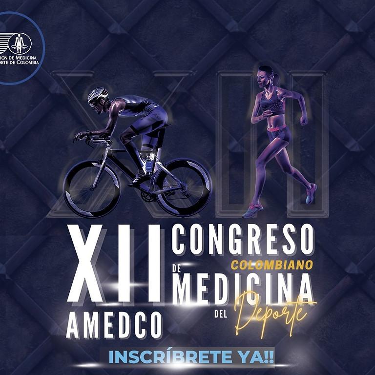 XII Congreso Colombiano de Medicina del Deporte - AMEDCO