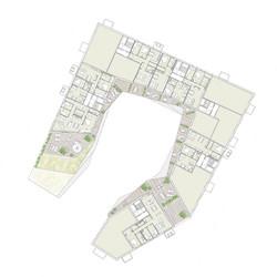 Plan boligetasje