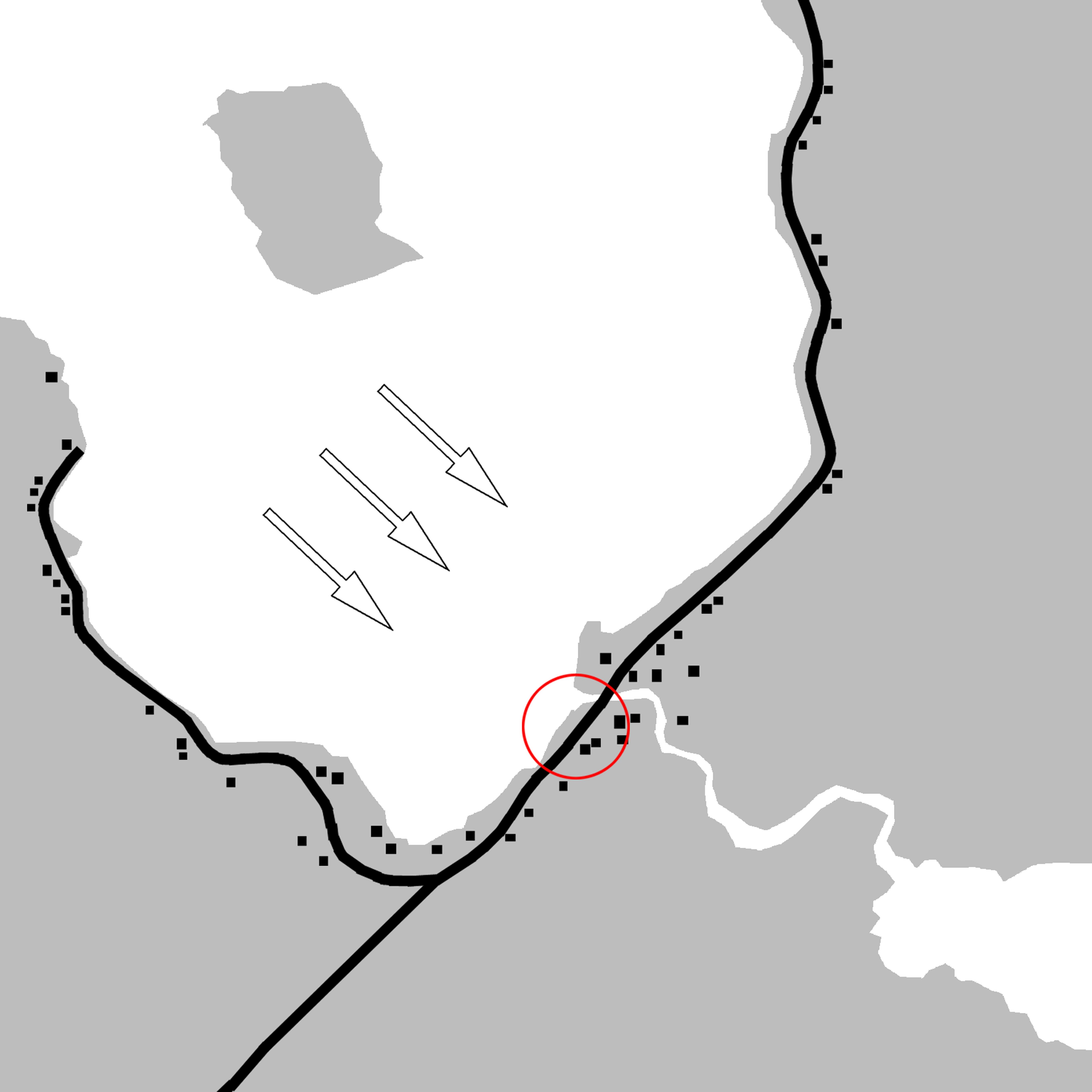 Snefjord oversiktskart copy