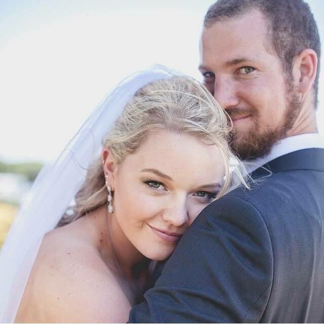 #beautiful #bride #lovemyjob #makeup #makeupartistry #makeupartist #bayofplenty #taurangamakeupartis