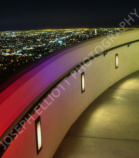Griffith Observatory Ramp Way