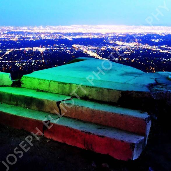 Echo Mountain Steps CA