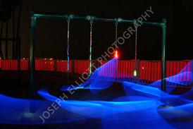 Venice  Beach Swing Set