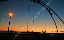 Playfult Sunset