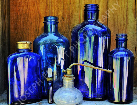 Blue Bottle Collection