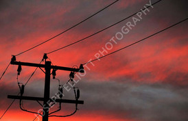 Higher Power Sunset