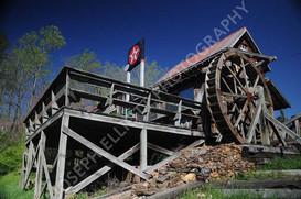 Abandoned Gas Station Georgia