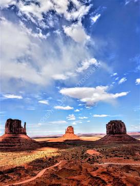 Monument Valley Sky in Utah