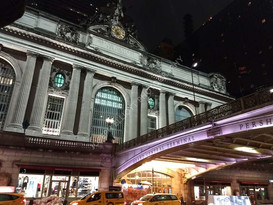 Grand Central Station Exterior