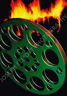 Fire Film Reel