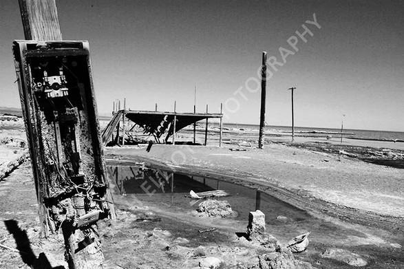 Salton Sea Ghost Town