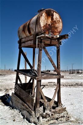 Oil Tank Salton Sea