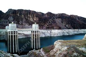 Hoover Dam Pumps