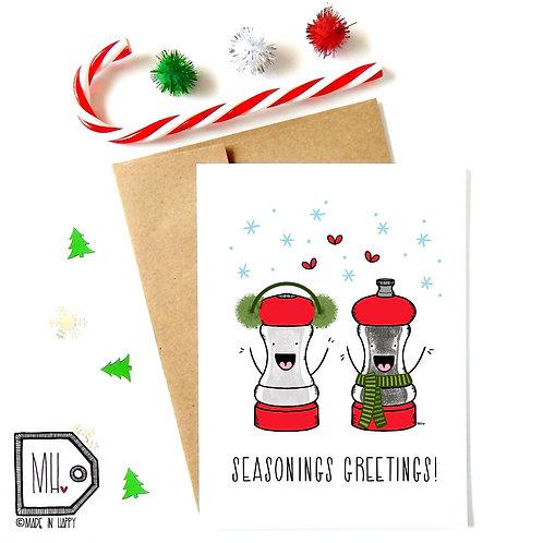 Seasonings greetings