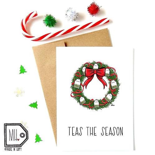 Teas the season