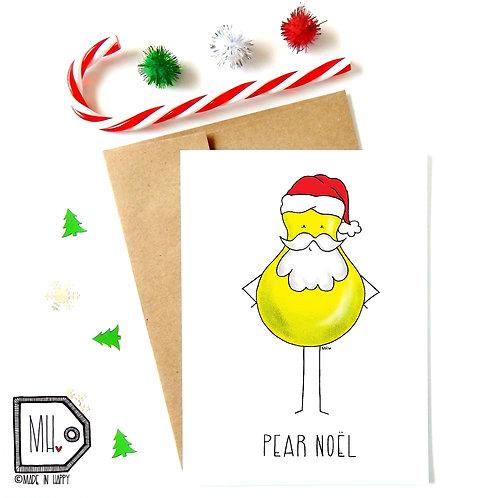 Pear Noël