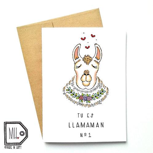 Llamaman