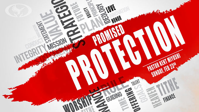 PROMISED PROTECTION