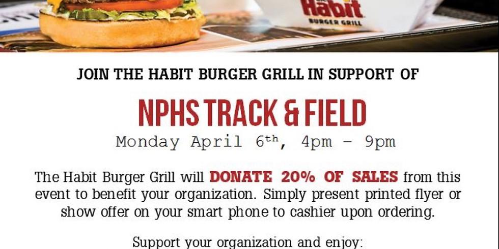 Habit Fundraiser