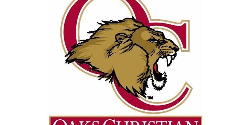 CANCELLED-NP @ Oaks Christian
