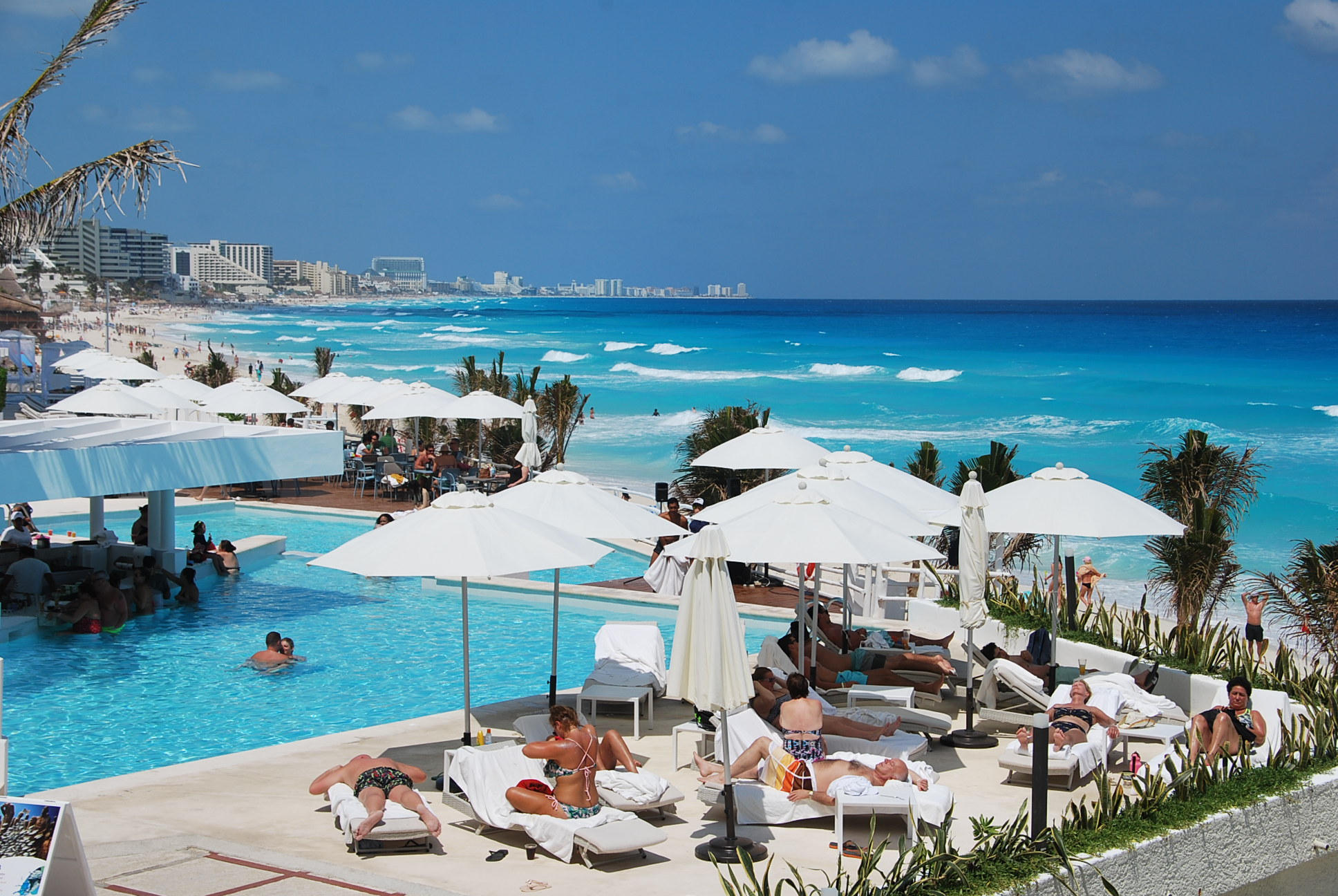 Oleo Cancun Playa 3
