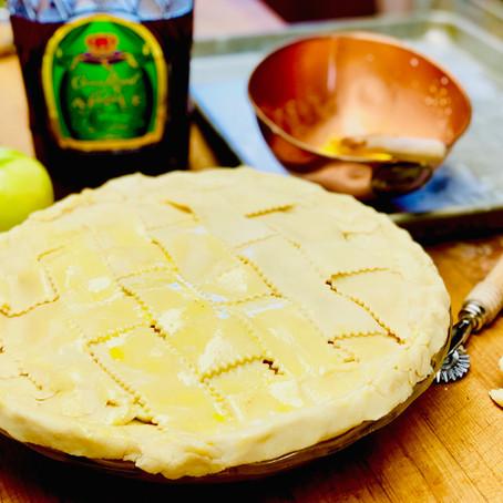 Apple Pie with a Cowboy Twist