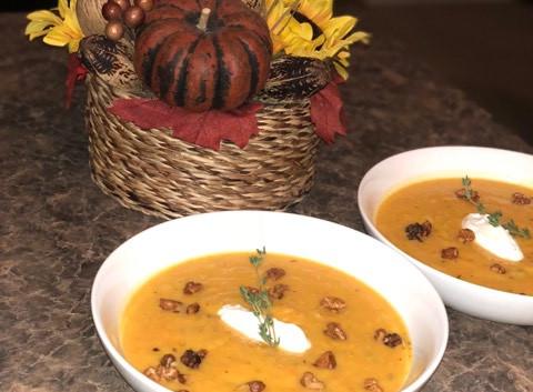 Kent S. - Butternut Squash Soup