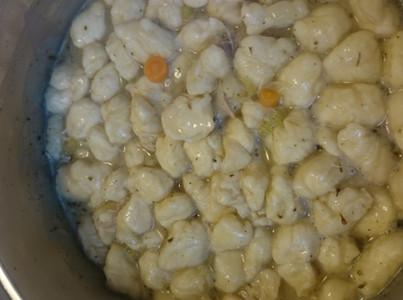 Becky M.  - Chicken & Dumplings