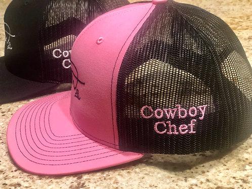 COWBOY CHEF NEWTON TRUCKER HAT