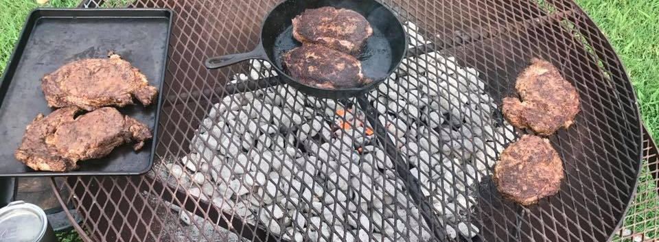 Eric R. - Pan Seared Steak