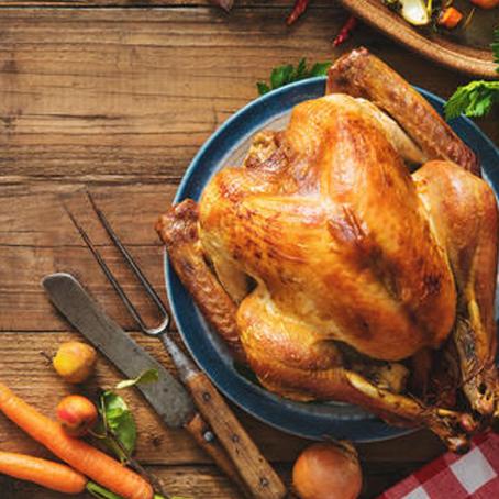 WINNER, WINNER, TURKEY DINNER: ROASTING YOUR BIRD & OTHER TURKEY BASICS