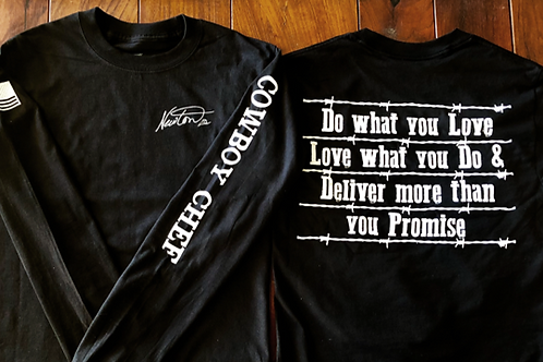 """Do What You Love"" Long Sleeve Shirt"
