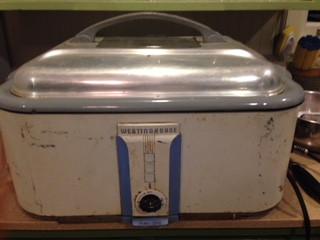Grandma Newton's Oven Roaster