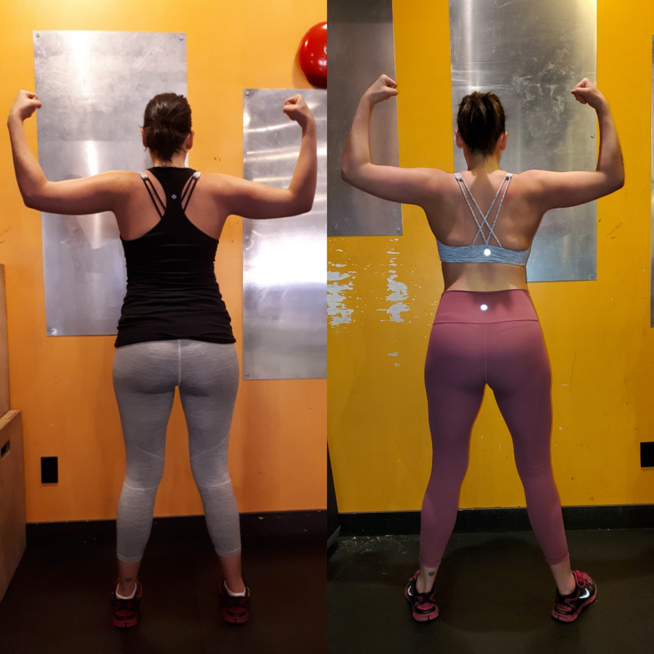 Back Double Bicep