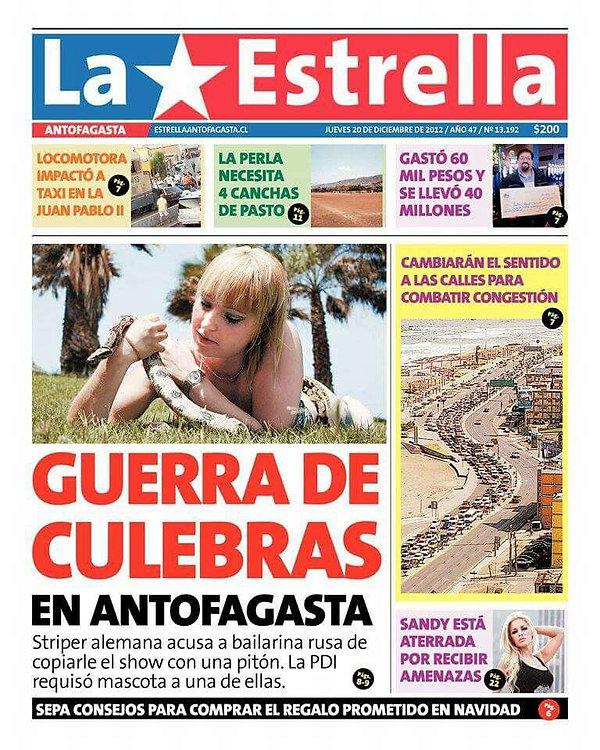 vedett antofagasta