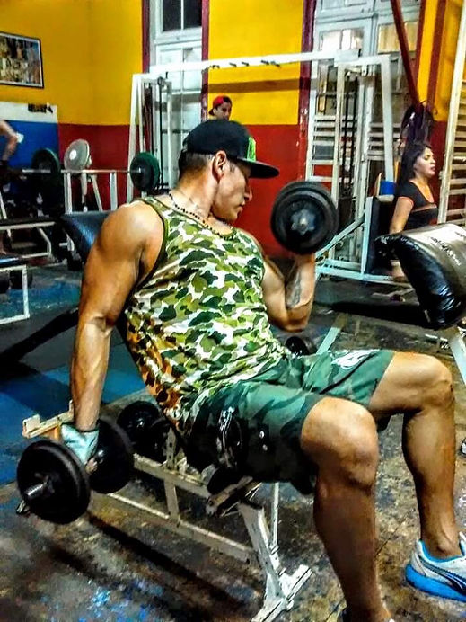 gym vedetto