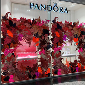 Pandora Window Print