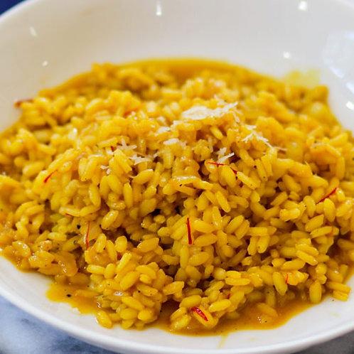 Rice Pilaf Milanese